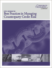 CTC Guide to Counterparty Risk Management