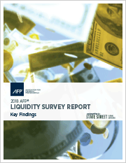 2018 AFP Liquidity Survey