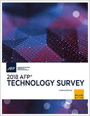 2018 AFP Technology Survey